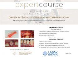 Expert Course Cirugía Mucogingival